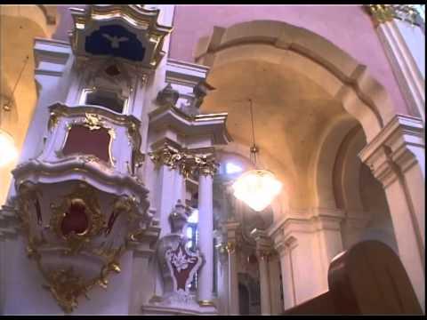 Посещение собора Святой Софии в Полоцке Патриархом Кириллом