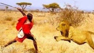 Video pertarungan Antara Manusia Dengan Binatang Buas (Jangan Ditiru Yah...!!).