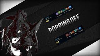 Vaysu - POPPING OFF (Stream Highlights 2#)