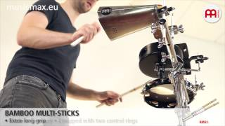 Bamboo Multi-Stick MEINL BMS1 | Demonstration of sound.mp3