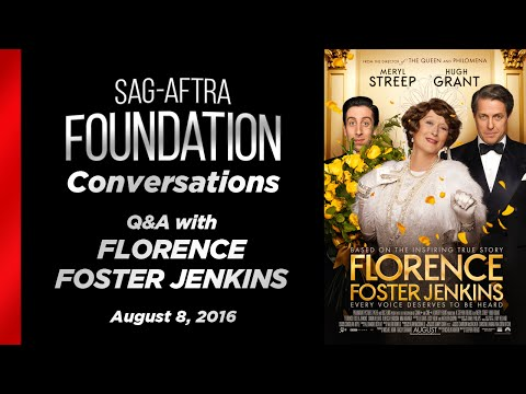 Conversations with Meryl Streep, Hugh Grant and Simon Helberg of FLORENCE FOSTER JENKINS