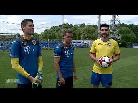 E-Play | FIFA vs Fotbal cu Ovidiu Pătrașcu și Alex Chipciu. Cine câștigă?