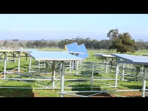 Helio100:  breakthrough for modular concentrating solar power
