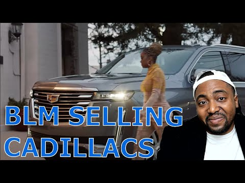 BLM Activist Tamika Mallory Now Selling Cadillacs To The Black Community?!