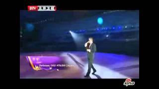 日本超人氣天團EXILE(放浪兄弟)主唱ATSUSHI登上中國BTV北京衛視於2012...