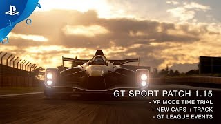 Gran Turismo Sport - March 1.15 Update | PS4
