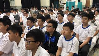Publication Date: 2019-09-06 | Video Title: 香港鄧鏡波書院—四社就職典禮2019