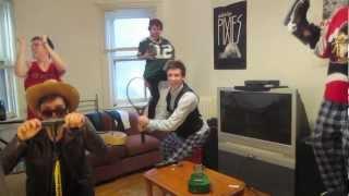HARLEM SHAKE! - Adam and Des style!