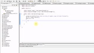 learning Java: Part 14: Using ArrayLists