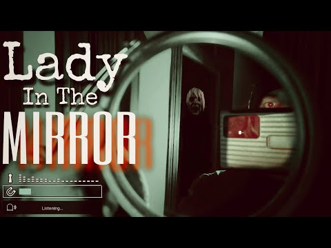 Haunted Home of Abigail (Lady in the Mirror) Scary Paranormal