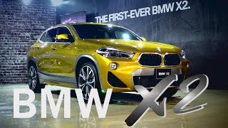 BMW X2 叛逆跨界跑旅 試駕- 廖怡塵【全民瘋車Bar】82