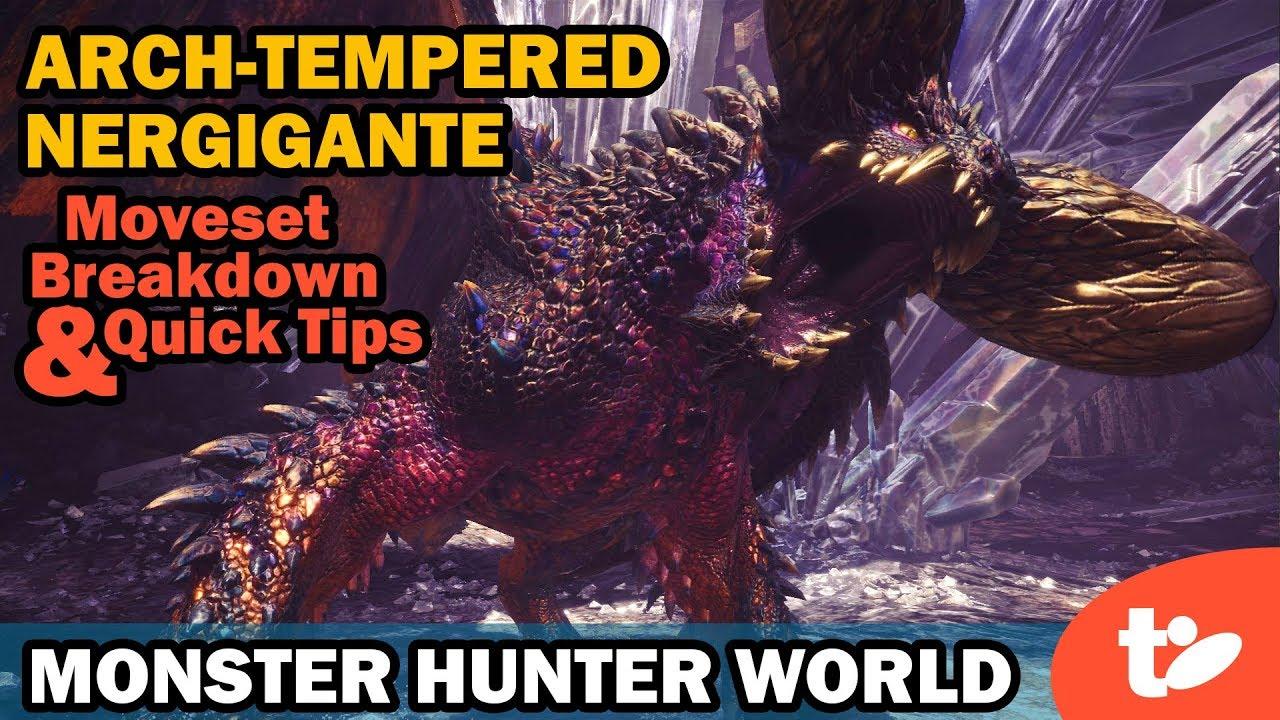 tier 2 tempered monster