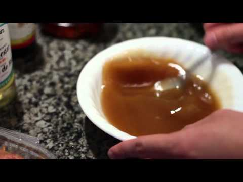 How To Make Asian-style Salad Dressing - A Geoffmobile Exclusive!