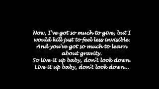 The First Punch ~ Pierce The Veil Lyrics