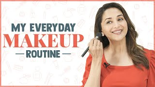Madhuri Dixit's Everyday Makeup Routine | Tips and Tricks | Madhuri Dixit Nene