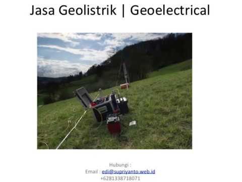 Jasa Geolistrik | Geo Electric Kabupaten Sigi-Sigi Biromaru Sulawesi Tengah