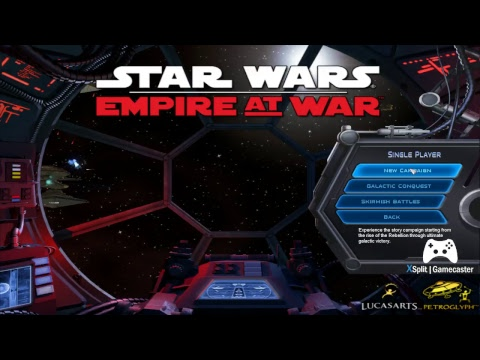 Star wars empire at war,  classic |