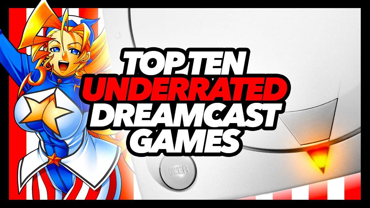 Download Top Ten Underrated Dreamcast Games
