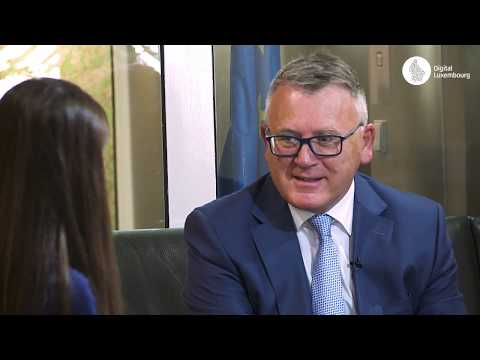 DIGITAL LUXEMBOURG - A chat with Minister Schmit