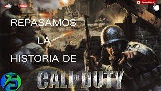 REPASAMOS LA HISTORIA DE LA SAGA CALL OF DUTY