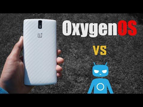 OxygenOS vs CM12S In-Depth Comparison!