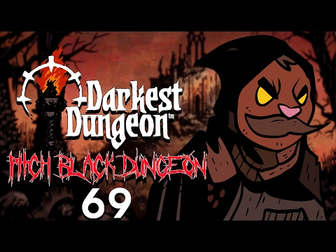 """Baer Plays Pitch Black Dungeon (Ep. 69) - The """"Easy"""" Way"""