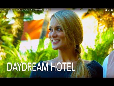 Hotel del Coronado Movie  2018 Director's Cut  DAYDREAM HOTEL  music by U2