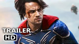 JUPITER'S LEGACY Official Trailer (2021) Superheroes, Netflix Series HD