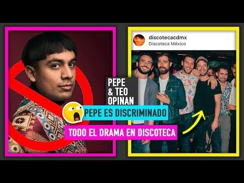Discriminan a Pepe en Discoteca  StoryTime  PepeyTeoOpinan