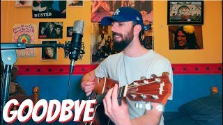Jason Derulo x David Guetta - Goodbye - Cover