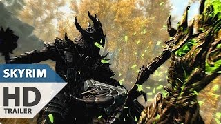 THE ELDER SCROLLS 5: SKYRIM Remastered PS4 Gameplay Trailer (E3 2016)
