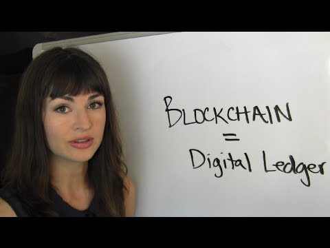 What Is a Blockchain? | DASH School #1