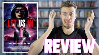 Let Us In (2021) - Movie Review