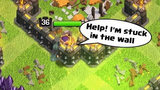 Clash of Clans Funny Moments Trolls Compilation #23 | COC Montage