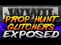(Prop Hunt) GLITCHERS **EXPOSED** 24 HIDDEN SPOTS To Find Them (WW2 Multiplayer Glitches)