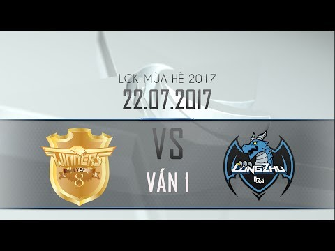 [22.07.2017] Ever 8 vs Longzhu [LCK Hè 2017][Ván 1]