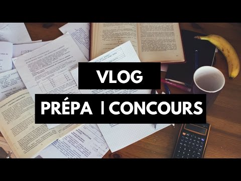 VLOG | CONCOURS BCE | PREPA HEC 2017