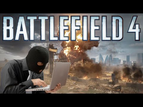 A Battlefield 4 Hacker caught in spectator mode - The best hacks I have yet to see