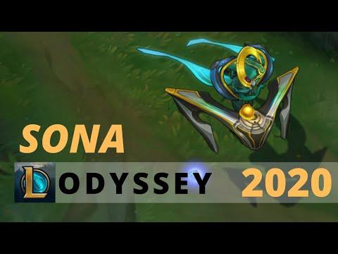 Odyssey Sona 2020 - League Of Legends