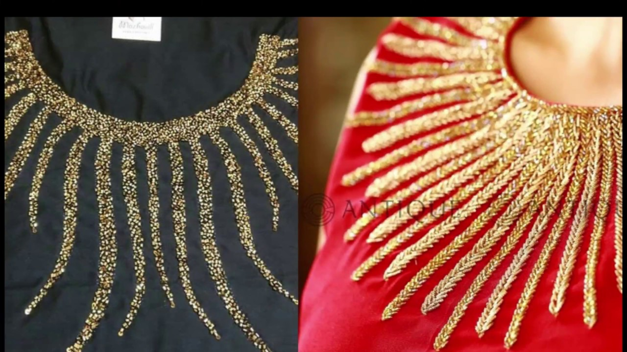 Good for neck beads with jewelry models blouse work top