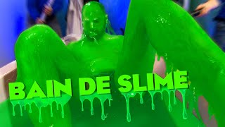 BAIN DE SLIME CHALLENGE!