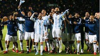 ARGENTINA AL MUNDIAL 2018 l Video Emotivo l Rusia 2018