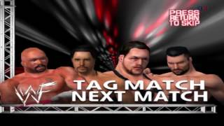 WWF-WWE RAW 2002 PC Version Full Gameplay Part 2