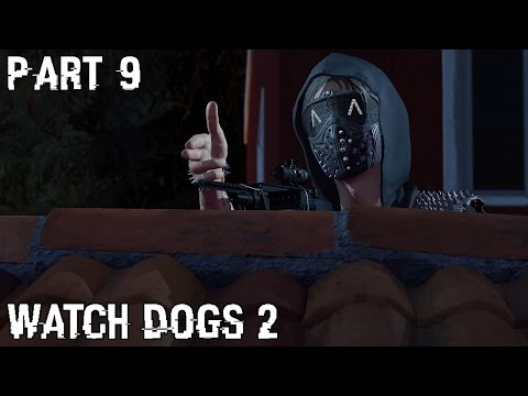 BANTAI MUSUH HACKER! - Watch Dogs 2 (Indonesia) - Part 9