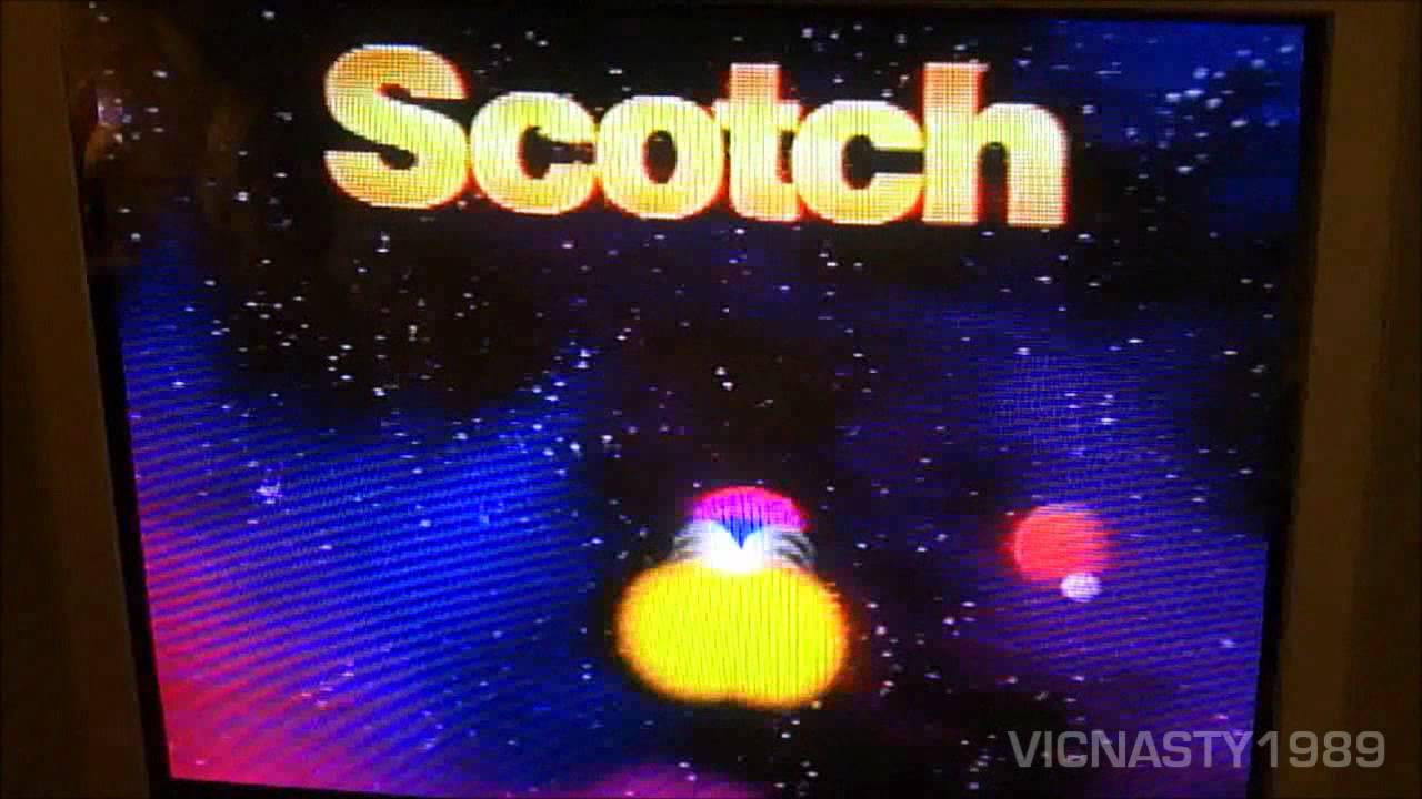 Using a 3MScotch VHS Head Cleaner in the 81 Quasar Top