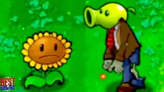 Plants vs. Zombies - All Mini games