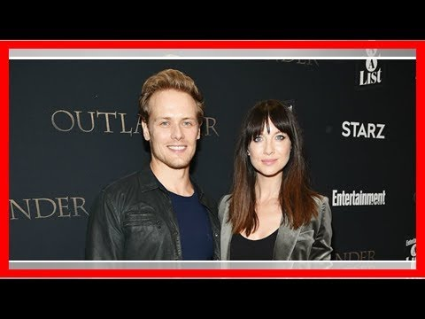 'Outlander' Star Sam Heughan Spotted With Mackenzie Mauzy After Caitriona Balfe Engagement
