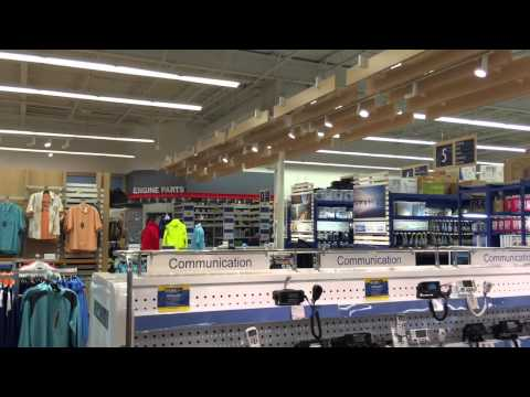 West Marine Store Tour