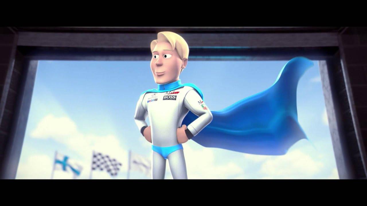 Tooned 50: Episode 7 - The Mika Häkkinen Story - Motor Informed