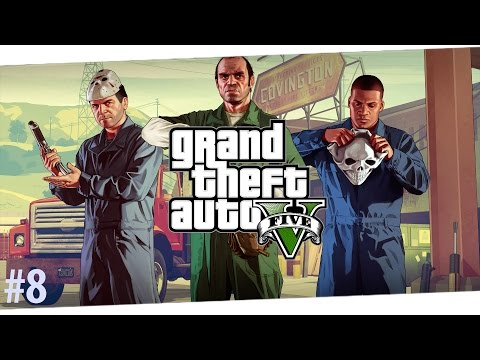 Grand Theft Auto V HEIST Juwilier #8